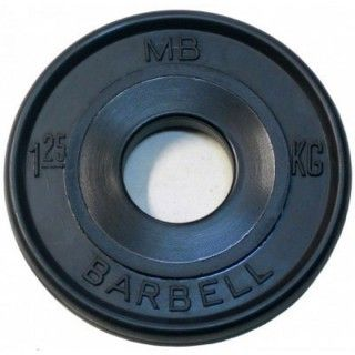 MB Barbell Евро-классик диск 1,25 кг