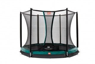 Батут Berg InGround Talent 300 + Safety Net Comfort 300
