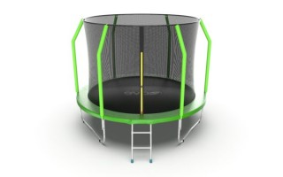 Батут EVO JUMP COSMO 10FT GREEN
