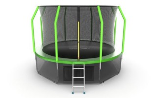 Батут EVO JUMP COSMO 12FT GREEN + LOWER NET