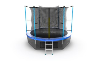 Батут EVO JUMP INTERNAL 10FT BLUE + LOWER NET