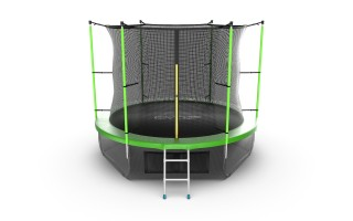 Батут EVO JUMP INTERNAL 10FT GREEN + LOWER NET