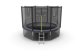 Батут EVO JUMP EXTERNAL 12 FT BLUE + LOWER NET