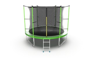 Батут EVO JUMP INTERNAL 10FT GREEN