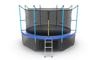 Батут EVO JUMP INTERNAL 12FT BLUE + LOWER NET