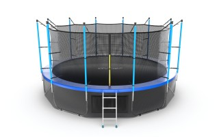 Батут EVO JUMP INTERNAL 16FT BLUE + LOWER NET