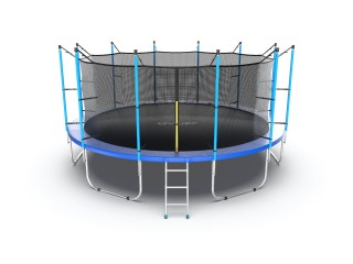 Батут EVO JUMP INTERNAL 16FT BLUE
