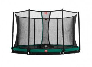 Батут Berg InGround Champion 430 + Safety Net Comfort(InGr) 430