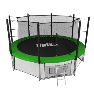 Батут UNIX LINE 10 ft INSIDE (green)