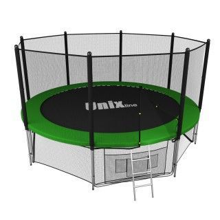 Батут UNIX LINE 10 ft OUTSIDE (Green)