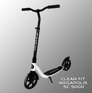 Самокат CLEAR FIT MEGAPOLIS SC 5000