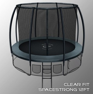 Батут CLEAR FIT SPACE STRONG 12 FT