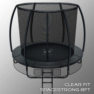 Батут CLEAR FIT SPACE STRONG 8 FT