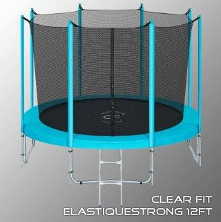 Батут CLEAR FIT ELASTIQUE STRONG 12 FT
