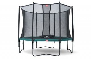 Батут Berg Champion 430 + Safety Net Comfort 430