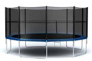 Батут DIAMOND FITNESS EXTERNAL 16FT (488 СМ)